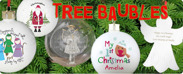 Tree Baubles