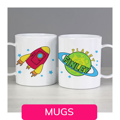 BABY & CHILDREN'S MUGS
