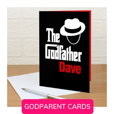 Godparent Cards