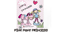 Pink Pony Princess