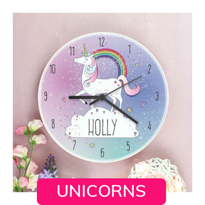 PERSONALISED UNICORN GIFTS