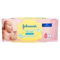 Johnsons Wipes