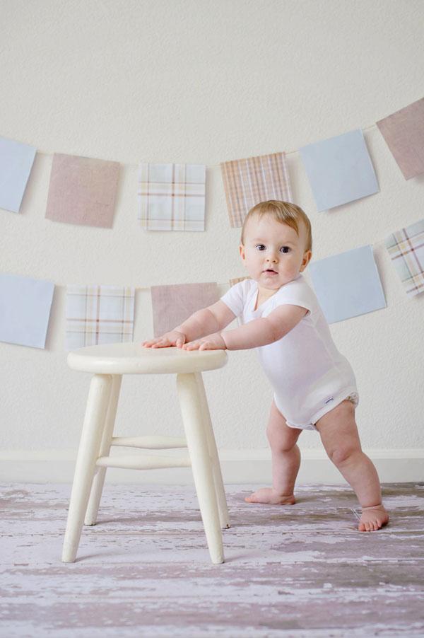 Baby sanding