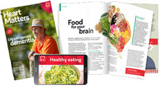 Free British Heart Foundation Magazine