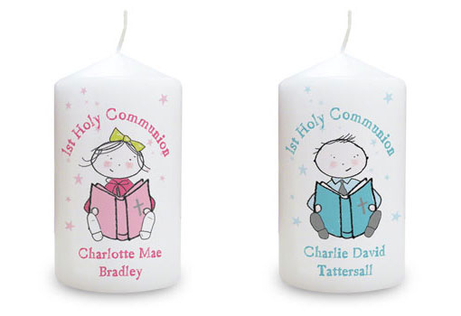 Communion Candles
