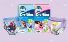 Free DryNites