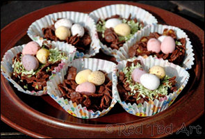 Classic Easter Nests