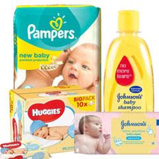 Free Baby Goodies