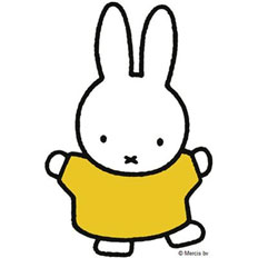 Free Miffy Badge