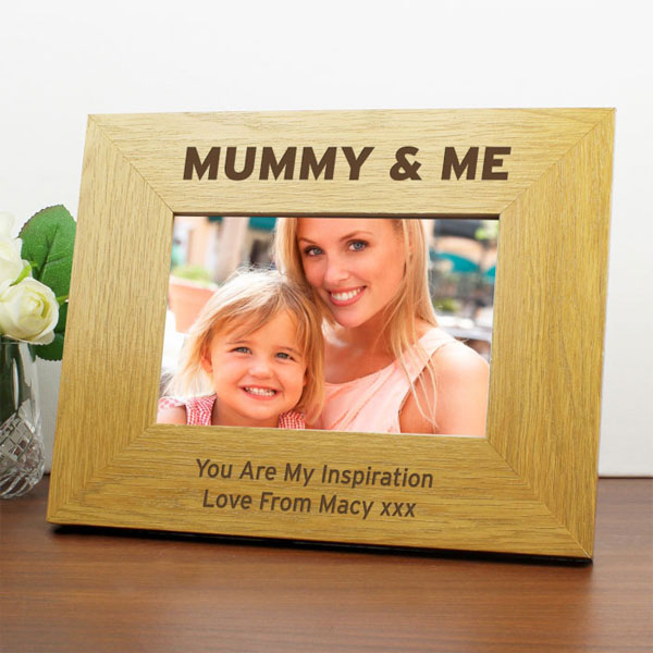 Mummy Photo Frame