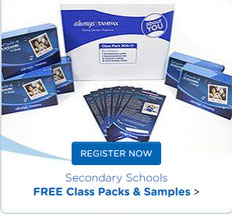 Free Puberty Information Kits for Schools