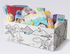 Free Baby Box Scotland