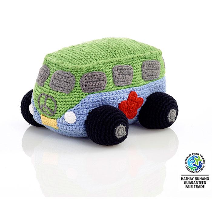 Crochet Camper Van