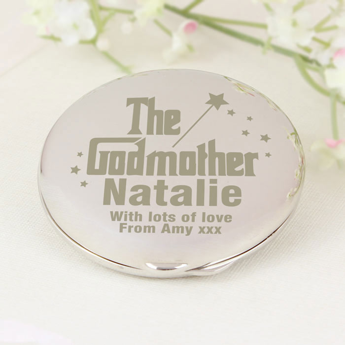 The Godmother Personalised Compact Exclusive