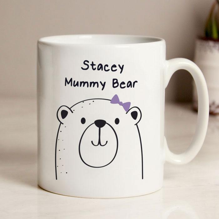 Mummy Bear Mug