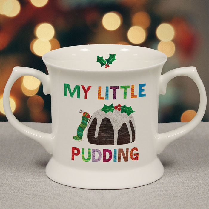 Hungry Caterpillar My Little Pudding Personalised Loving Cup