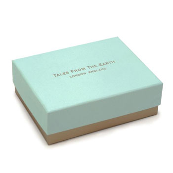 Silver Love and Luck Box in Presentation Gift Box