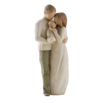 Willow Tree Figurine Our Gift For New Parents