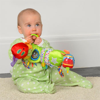 The Very Hungry Caterpillar Activity Toy Music and Sounds