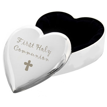 First Holy Communion Trinket Box Non Personalised
