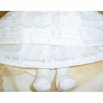 Personalised Communion Doll