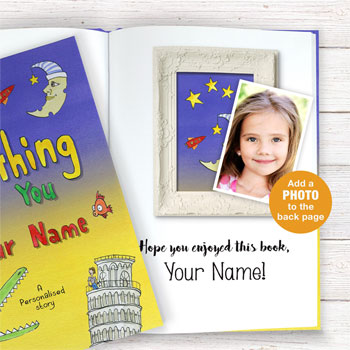 Personalised Id Do Anything For You Mummy Book