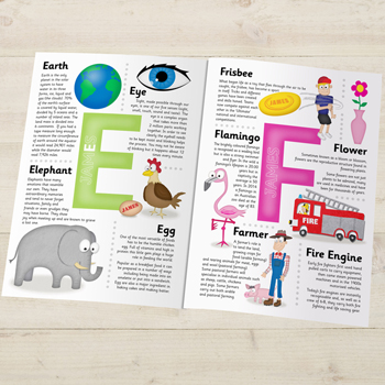 My Personalised Illustrated Encyclopaedia