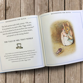 Personalised A Peter Rabbit Little Guide to Life Book