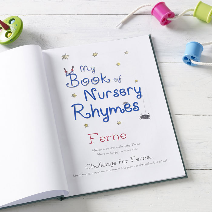 My Book of Nursery Rhymes Classic Edition