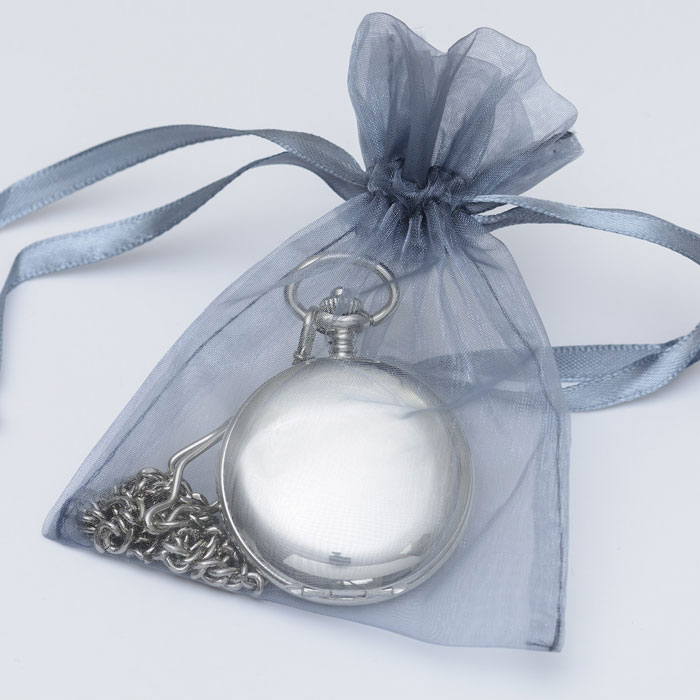 Engraved Holy Communion Pocket Watch