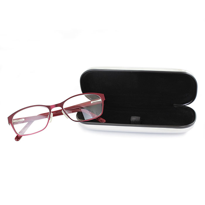 Personalised Glasses Motif Glasses Case Any Text