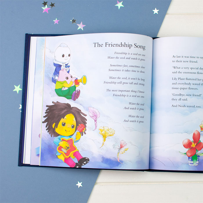 Personalised Moon & Me Book