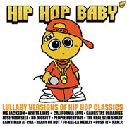 Hip Hop Baby CD