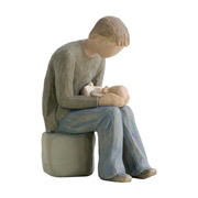Willow Tree Figurine New Dad