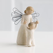 Willow Tree Figurine Guardian Angel