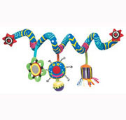 Whoozit Activity Spiral by Manhattan Toy