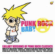 Punk Rock Baby CD