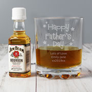 Fathers Day Personalised Whisky Set