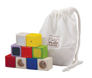 Activity Blocks by Plan Toys