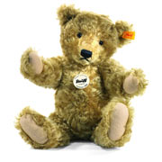 Steiff Classic 1920 Teddy Bear 35cm Light Brown Mohair