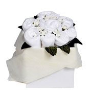 Blossom Box - New Mum/Baby Clothing Bouquet