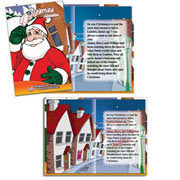 Personalised Christmas Story Book