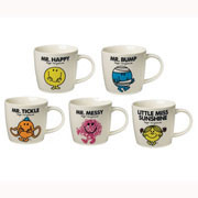 Mr Men Mugs