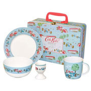 Cath Kidston Racing Cars Breakfast Set