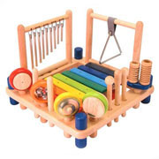 Melody Mix Kiddy Tune Bench by I'm Toy