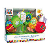 The Very Hungry Caterpillar Activity Toy (Music and Sounds)
