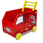 Walker Wagon Fire Engine by I'm Toy