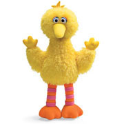 Sesame Street Big Bird by Gund