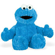 Cookie Monster by Gund