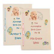Baby's Personalised Horoscope and Astrological Birth Chart